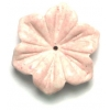20mm Stoneflower Reconstructed Light Pink Semi-Precious Stone
